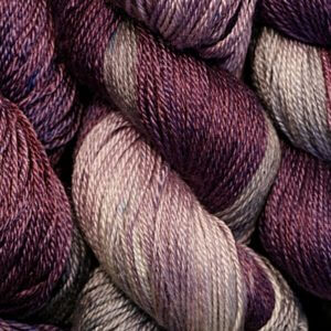 Twin-Canyon-Merino-Silk-Fingering-Stardust